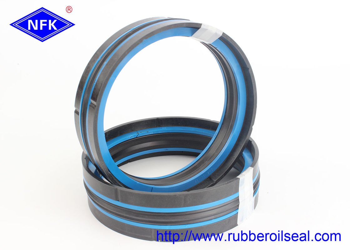 Dustproof Lip Hydraulic Jack Piston Seal Polyester Elastomer Back - Up Ring 40Mpa Pressure