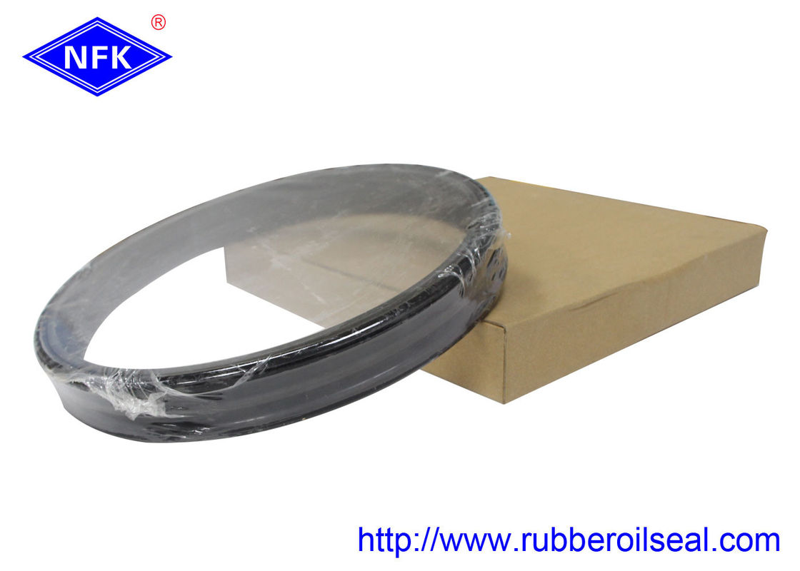 Rubber Mechanical Floating Oil Seal R3000 Corrosion Resistant For Excavator